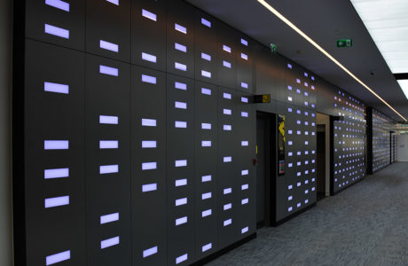 dynamic feature wall